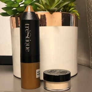Contour Stick & Setting Powder Set